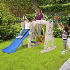 Superb Scramble 'n' Slide Play Centre Now at Smyths Toys UK. Shop for Swings At Great Prices. Moving To Another State, Swing And Slide, Cleaning Toys, Toys Uk, Play Centre, Kids Room, Swings, Creative, Furniture