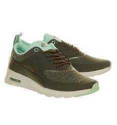 Nike Air Max Thea Army Green