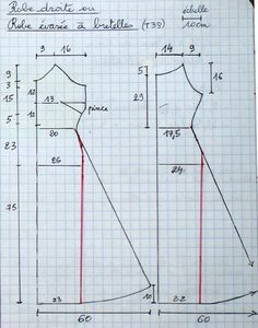 Strapless, straight or flared dress - La Coil - .- Trägerloses, gerades oder ausgestelltes Kleid – La Coil – … Strapless, straight or flared dress – La Coil – - Sewing Hacks, Sewing Tutorials, Sewing Projects, Sewing Tips, Free Sewing, Dress Sewing Patterns, Clothing Patterns, Fabric Sewing, Pattern Dress