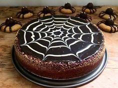 Här h. Hallowen Food, Gluten Free Recipes, Free Food, Mad, Baking, Party, Desserts, Halloween Tips, Brownies