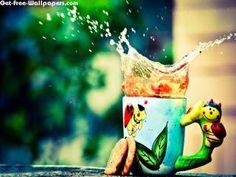 Free Splash Coffee Wallpapers, Splash Coffee Pictures, Splash Coffee Photos, Splash Coffee #11501 1280X800 wallpaper