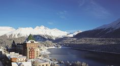 Badrutt's Palace Hotel, St. Moritz Stayed....Absolutely  FANTASTIC!!!