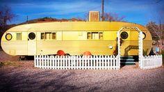 trailer park hotel