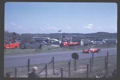 I believe my father took this shot of a Ferrari Formula 1 at the Zandvoort Dutch Grand Prix in the 1960-1962 timeframe. Can anyone confirm the location? Also, I think this is Graf Wolfgang Von Trips (?). Anybody know the year and driver for sure?