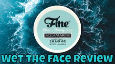 Fine Accoutrements - AquaMarine West Coast Shaving, Classic Shaving, Shock Wave, Shaving Soap, After Shave, Face, Aftershave, The Face, Faces