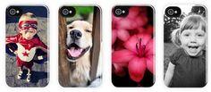 Customized photo iPhone cases!