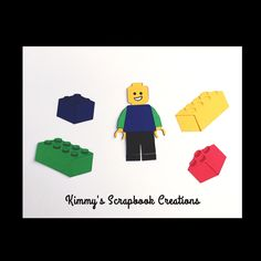 A personal favorite from my Etsy shop https://www.etsy.com/listing/473132694/lego-man-and-blocks-scrapbook-die-cuts