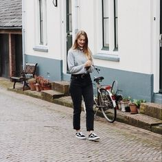 Doesburgs meisje  #ootd #vans