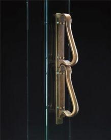 View Door handle by Alvar Aalto sold at Design on 25 May 2011 New York. Home Hardware, Brass Hardware, Black Door Handles, Joinery Details, Door Detail, Alvar Aalto, Architecture Details, Furniture Design, Bronze