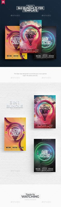 24 best Flyer Templates images on Pinterest | Event flyer templates ...