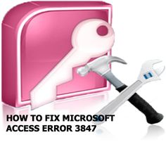These 3847 error messages can occur during installation, when Microsoft Corporation-related program is also running, while installing Windows OS or even while starting or shutdown.