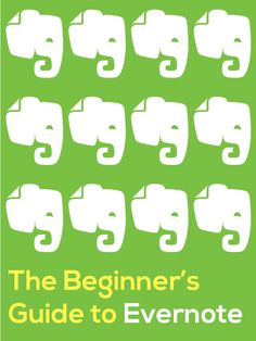 Evernote is extremely useful way to keep your life organized. Here's how to get started.