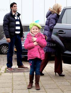 ♚ leve de koningin ♚ Ariane 2014 Sinterklaasfeest