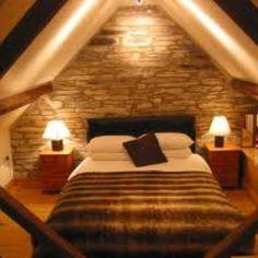 An attic master suite :)
