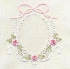 Mamas Bullion Roses - Artistic Designs   OregonPatchWorks