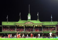 Sydney Cricket Ground (SCG), Sydney