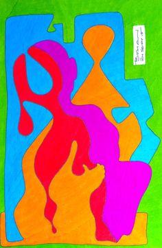 Journey  Visit http://www.robertbohan.com for more art & photos  #artwork #drawing #Inspiration #kunst