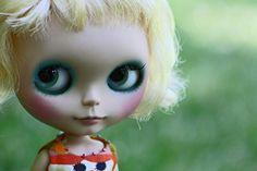 Sparrow blue custom by happibug on Flickr