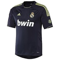 ADIDAS REAL MADRID AWAY JERSEY 2012/13 SPAIN.