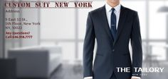 The Tailory New York is unique in that make custom clothing for women as well men. We make Custom dresses, Coats, Overcoats for formal or casual look.  http://thetailorynyc.blogspot.com/2016/01/how-to-select-right-custom-tailored.html