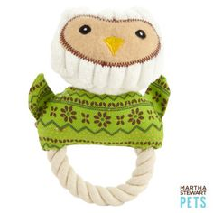 Martha Stewart Pets™ Rope Dog Toy - PetSmart