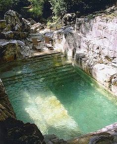 A perfect summer dip