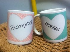 Couples Coffee Mugs on Etsy, $13.00
