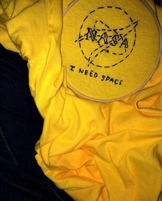 Yellow aesthetic i need Space NASA ✨ Grunge Style, Soft Grunge, Miss Marvel, Hunk Garrett, I Need Space, Yellow Theme, Color Yellow, Yellow Art, Pastel Yellow
