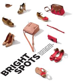"""Bright Spots"" (via Madewell). Web Design, Email Design, Layout Design, Graphic Design, Editorial Design, Editorial Fashion, Fashion Still Life, Newsletter Design, Pose"