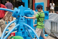 Rockwell Group : Projects : Imagination Playground