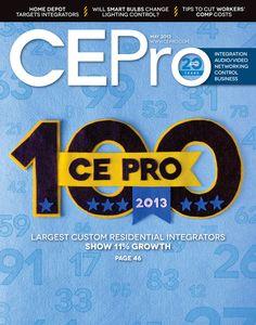 CE Pro Magazine