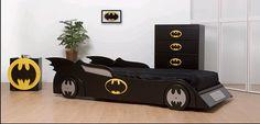 Resultado de imagen para habitaciones para jovenes varones de batman