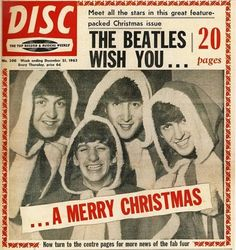The Beatles' Surreal, Hilarious Christmas Records