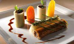 """Résultat de recherche d'images pour """"plat gastronomique dessert"""""""