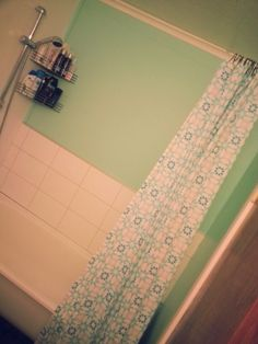 Diy bathroom mint oppussing bad 50s