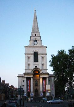 Christ Church Spitalfields - Nicholas Hawsmoor