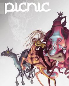 Proposal of cover for picnic Magazine