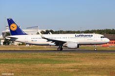 D-AIUF, Bild vom 25.08.2016 in Frankfurt, (FRA), CN 6141, A-320-214 (WL), Lufthansa