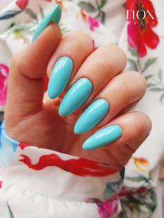 Jaki kolorek sprawdzi się zarówno wiosną jak i latem 🌴? Świetnym wyborem będzie jedna z naszych ostatnich nowości czyli Turkusowy Raj 🌊! Jego uniwersalna barwa jednoznacznie kojarząca się z wakacjami sprawdzi się w każdej sytuacji! Jak Wam się podobają Turkusowe Paznokcie? 😎 Raj, Nails, Beauty, Long Nails, Finger Nails, Ongles, Beauty Illustration, Nail, Nail Manicure