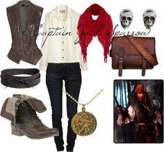 Captain Jack Sparrow by kauaigurl4 on Polyvore ...