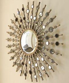 macrame mirror wall hanging - Google Search