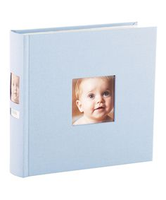 Look what I found on #zulily! Pearhead Blue Side Photo Album by Pearhead #zulilyfinds
