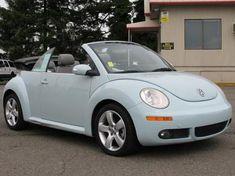 2006 Volkswagen New Beetle Convertible Package 2 — $8995 for sale