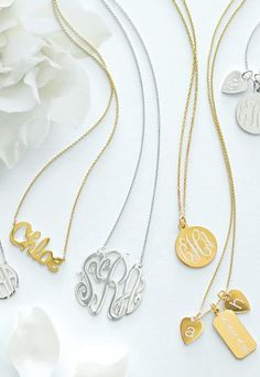 beautiful personalized necklaces  http://rstyle.me/n/uw5wspdpe