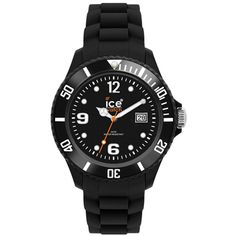 Ice-Watch Sili Forever Collection Black Unisex Watch SI.BK.U.S.09