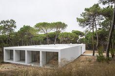 Galeria de Casa em Colares / Frederico Valsassina Arquitectos - 4