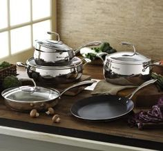 Tupperware | Chef Series Cookware 9-Pc. Set