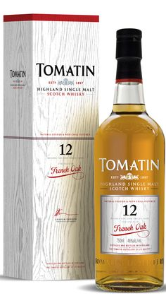 Only bottles of this whisky, which was finished in a combination of French oak casks sourced from esteemed cooperages that previously aged wine, will ever be produced. Scotch Whisky, Whisky Jack, Irish Whiskey, Bourbon Whiskey, Whiskey Girl, Bourbon Drinks, Liquor Drinks, Drinks Alcohol, Spiritus