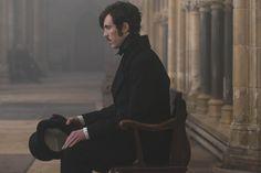 Tom Hughes as Prince Albert in Victoria