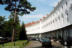 """Royal Leamington Spa is a spa town built mainly during the century. The town was visited by Queen Victoria in and was given the """". Coventry City, Day Trips, Places To Visit, England, Street View, Journey, Ancestry, Birthday Wishes, Road Trip"""